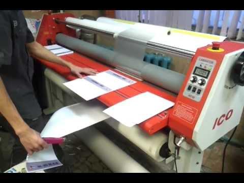 ламинация календарей печать в типографии