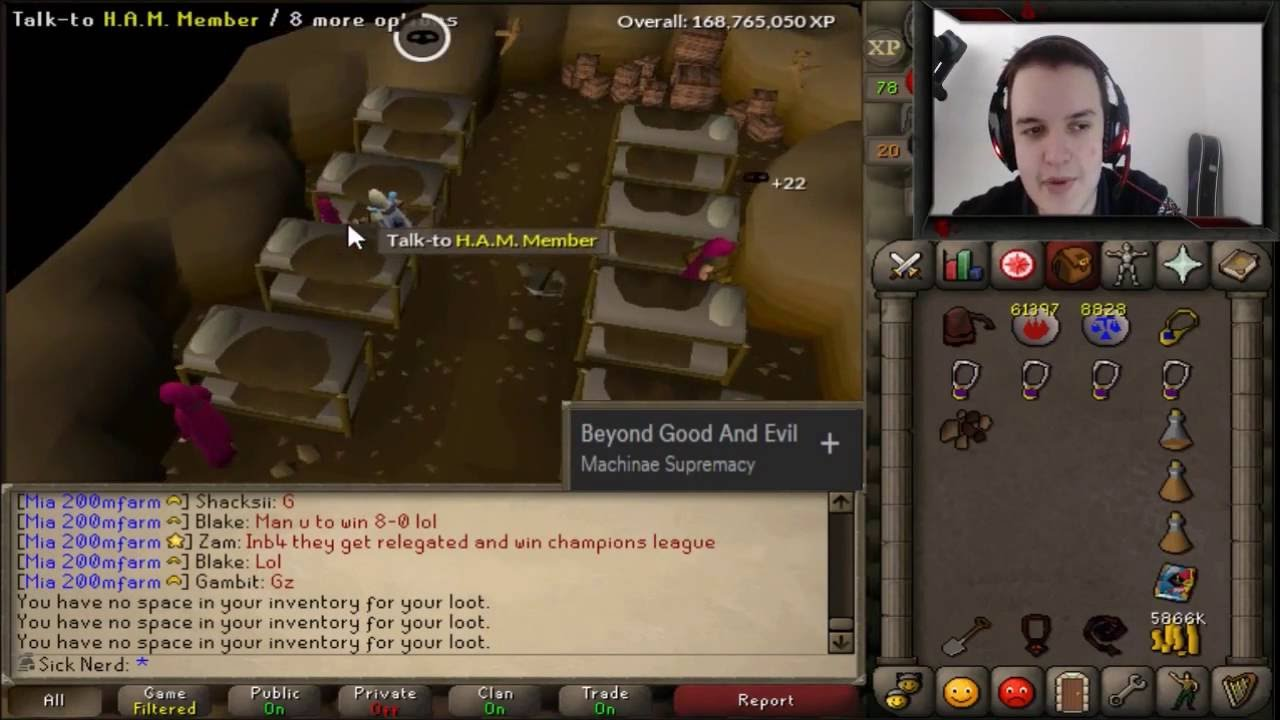 how to add more tabs osrs
