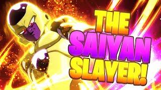 Dragon Ball Legends- GRËEN GOLDEN FRIEZA DECIMATES ANY SAIYAN! AN AMAZING ASSET TO LOE EVEN TODAY!
