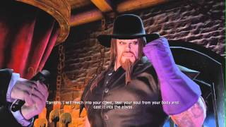 "WWE All Stars Path Of Champions ""Undertaker"" Walkthrough Part 6 - R.I.P Taker"
