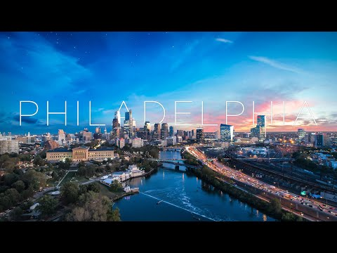 Philadelphia - History In Motion | Timelapse & Hyperlapse