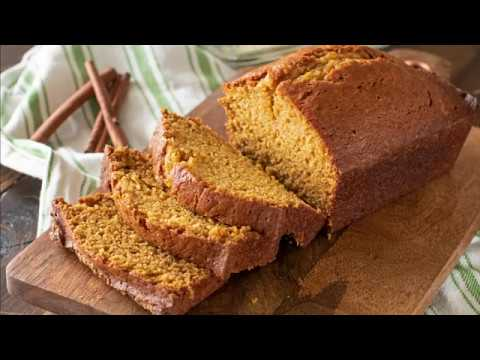How to Make the BEST Pumpkin Bread!