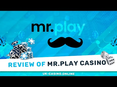 Mr. Play Casino - Full Review ◈ Bonus Offers, Slots and More video preview