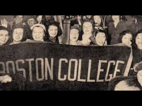 Making Our Place: A History of Women at Boston College