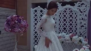 Атмосфера любви в первом танце молодых в свадебном видео Иосифа Гасанова
