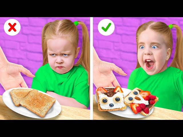 Mouth-Watering Recipes For The Whole Family || Life Hacks For Smart Parents!