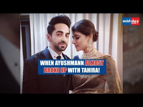 Revealed! Why Ayushmann Khurrana Was About to Break-Up With Wife Tahira Kashyap |Sit With Hitlist Mp3