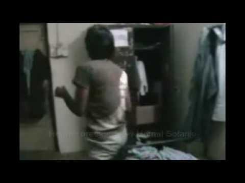 Baroda Tour 2nd dec07_MSU Hostel, Room 82 of Ajay Raval