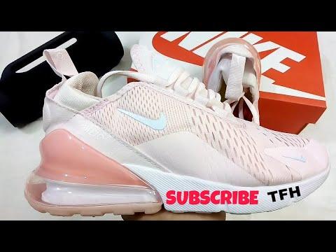 quality design 21f83 de32a Unboxing AIR27C LADIES Pink Color Sports Shoes Best Quality