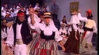 X FESTIVAL  50 ANIVERSARIO AF.GUANAPAY AÑO 2004 -I MUEST. BAILES TÍPICOS: COROS Y DANZAS ARRECIFE1