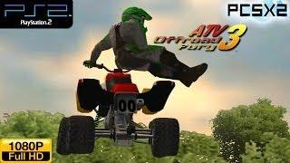 ATV Offroad Fury 3 - PS2 Gameplay 1080p (PCSX2)