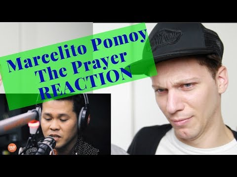 MARCELITO POMOY - THE PRAYER REACTION
