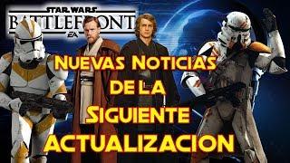 Star Wars Battlefront 2 Nuevas Noticias del Sistema de Progresion,  Trailer y Siguiente Balance