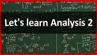 Let's learn Analysis 2 | Anwendung des Mittelwertsatz 2.2b (german/deutsch) | A1
