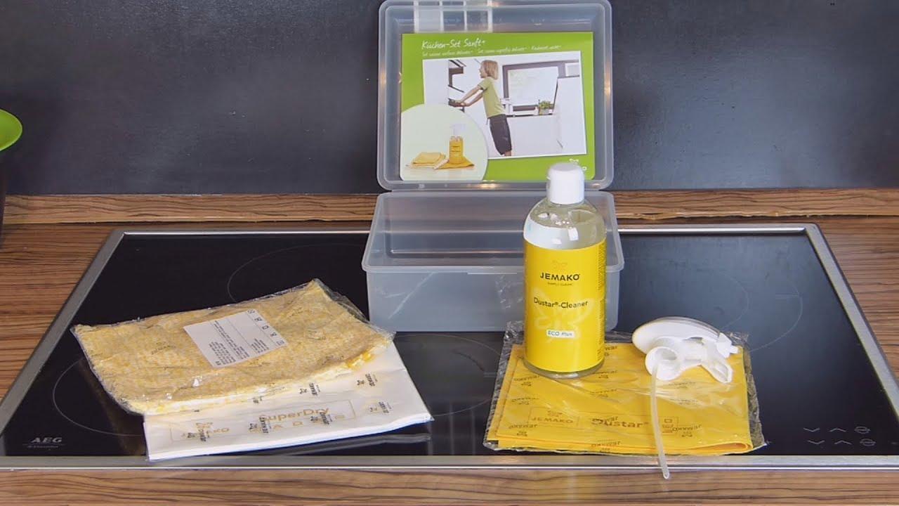 Hochglanz kuche putzen for Kuchenfronten reinigen