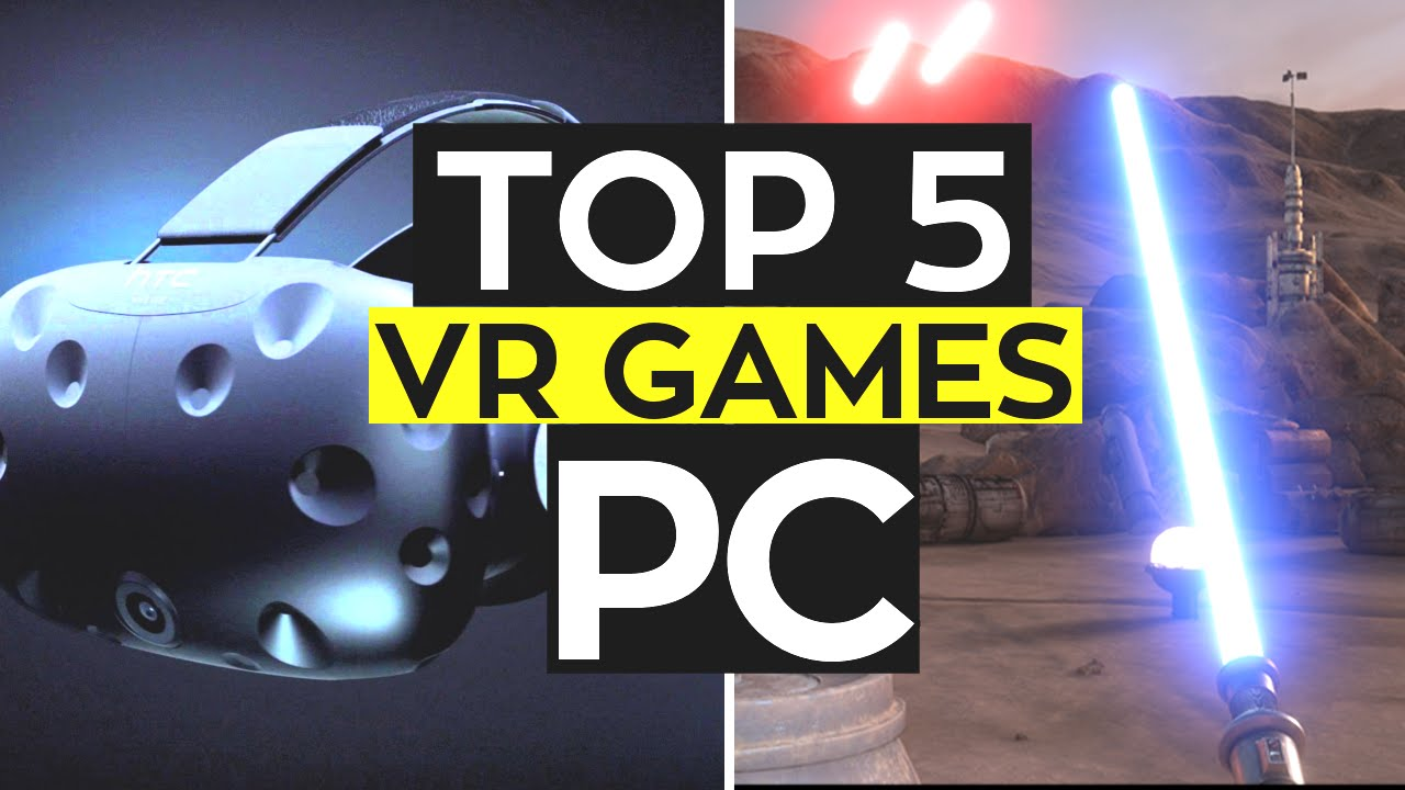 Top 5 Upcoming Pc Vr Games 2016 2017 Youtube