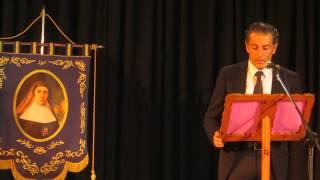 Pregón Semana Santa Colegio Gamarra (2/4)