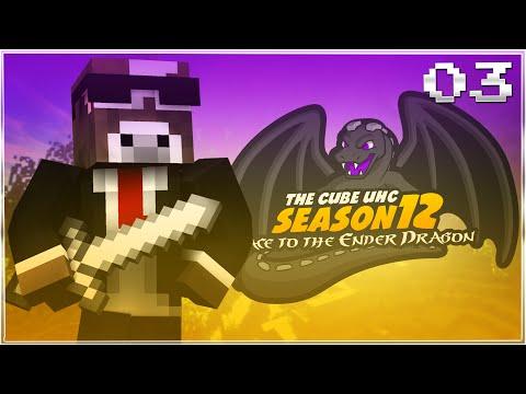 Minecraft Cube UHC Season 12 - MOST DANGEROUS PLACE