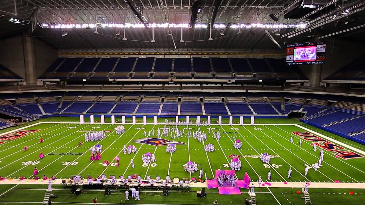 Flower Mound High School 2014 Texas 6A Marching