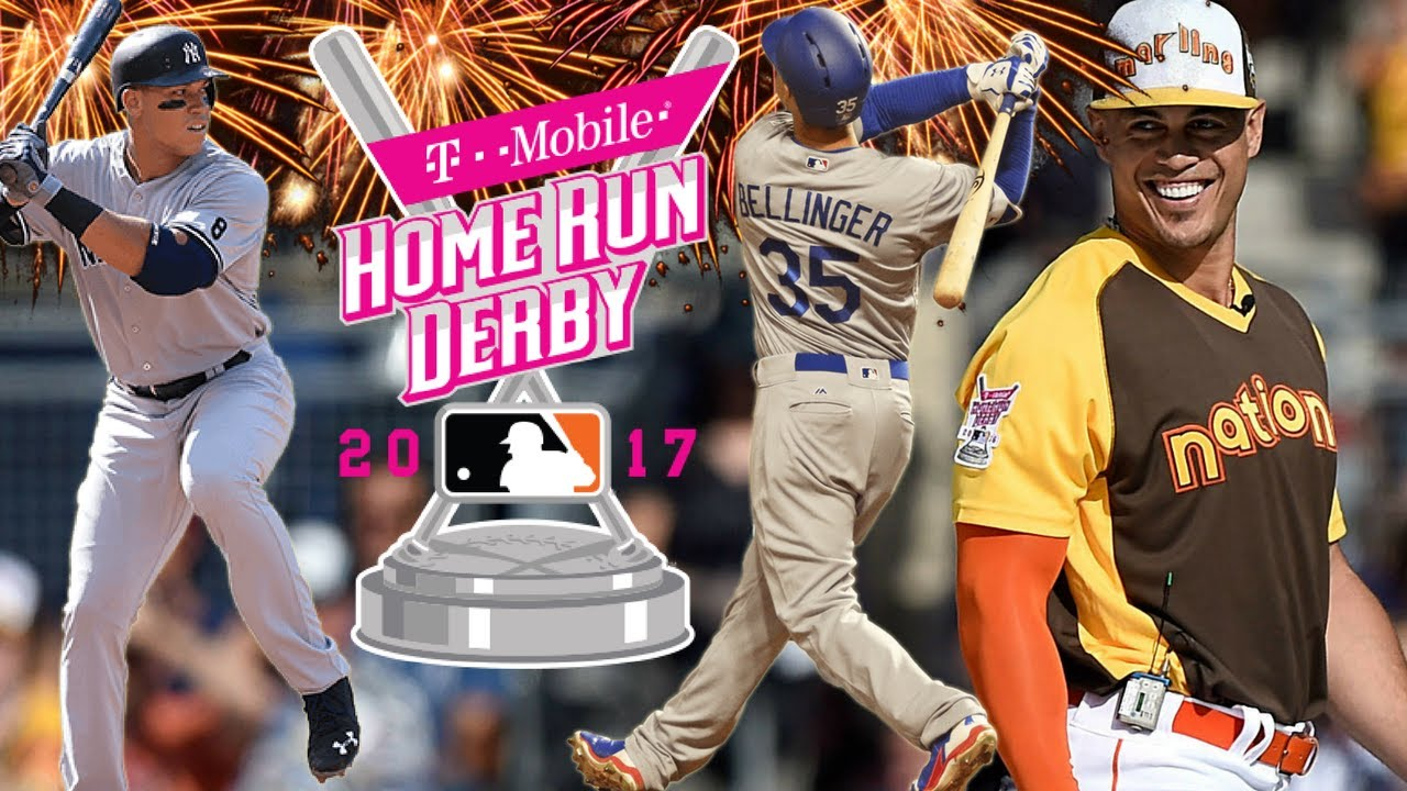 Image result for giancarlo stanton home run derby 2017