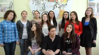 Дирижёрско-хоровое отделение музыкального училище. Чебоксары #ГолосПобеды