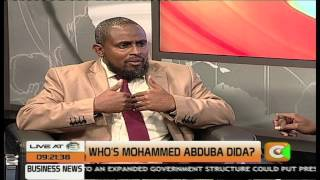 who is mohammed abduba dida