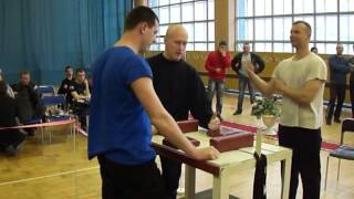 Армрестлинг. Группа 2. Вес до 90 кг до 35 лет sports.dp.ua.avi