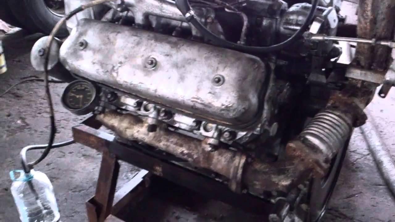 ПРОЦЕСС РЕМОНТА двигателя ЯМЗ-236НЕ2 - YouTube
