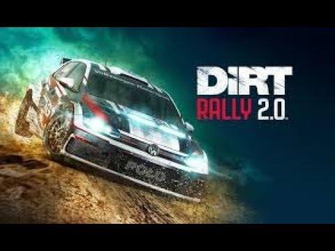 Dirt rally 2.0 | Faire reconnaître ses périphériques inconnus