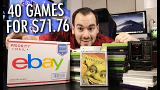 Buying Mystery Games from eBay: Worth Over $200 in Value?