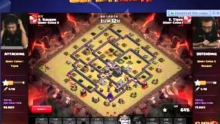 [CoC] Clan War #ClashCon Clash of Clans Part.6