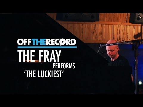 The Fray Cover Ben Folds' 'The Luckiest' - Off the Record