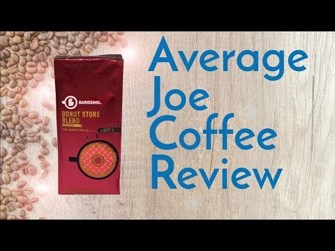 Aldi Barissimo Donut Store Coffee Review