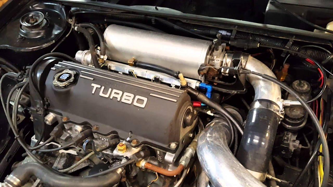 Built Turbo Dodge 2 2 Super 60 turbo SOLD