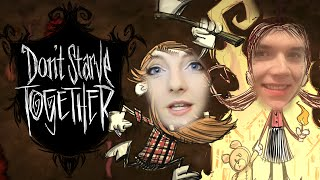 PANIC MODE - Don't Starve Together w/ LDShadowLady [Ep 4]