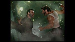 Logan VS Vicktor Creed WWE 2K18