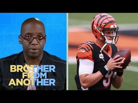 Is Joe Burrow already better than Baker Mayfield?   Brother From Another   NBC Sports