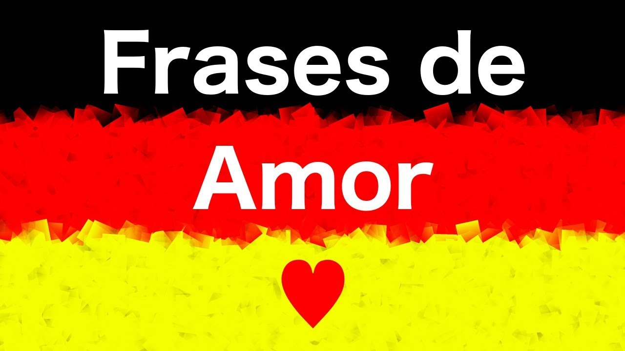 10 Phrases Sentences About Love In German