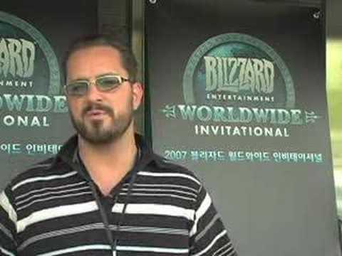 Starcraft 2 Chris Metzen Interview