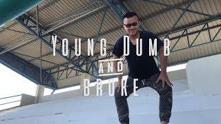 Khalid - Young Dumb & Broke (Unofficial MV 4K)