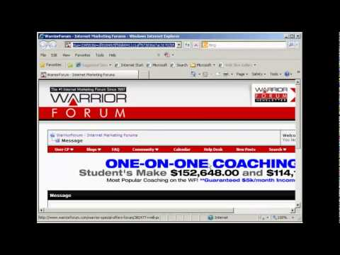Learn - How to create Your Forum Account & Edit Your Forum Signature