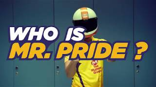 Who is Mr.Pride? - Gym