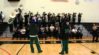 Cass Tech High School Alumni Band - Swoop - 2013