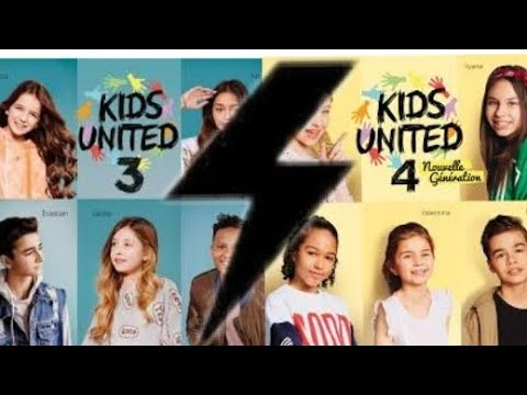 Kids United VS Kids United Nouvelle Génération !