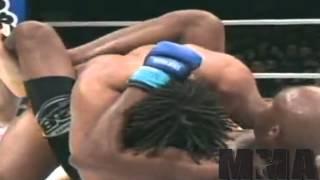Anderson Silva x Carlos Newton // Pride 25 - Body Blow // 16/03/2003