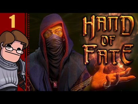 Hand of Fate: Ordeals (Rule and Make) Preview by Man Vs Meeple