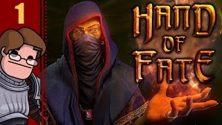 Let's Play Hand of Fate Part 1 (Patreon Chosen Game)