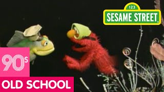 Sesame Street: Captain Elmo Cousteau Goes Underwater