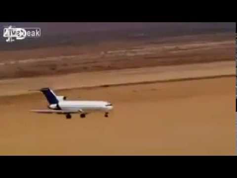 sonido de un avion estrellandose