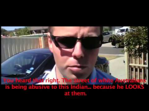 White Australian Racism Compilation 1